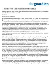 Max Brooks - The Movies that Rose from the Grave.pdf