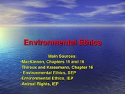 Environmental+Ethics