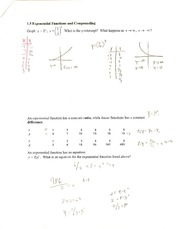 Lecture 6 Notes (MATH M-119; Brief Survey of Calculus I, Staff)