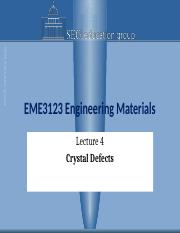 Lecture 04 - Crystal Defects_New-My copy