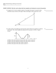 HW#5_Energy Conservatio and PE