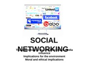 PPS_Social Networking