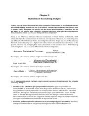 Solutions - Chapter 3