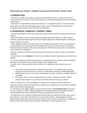 Chapter 8 - Express and Ancillary Employment Contract Terms.docx
