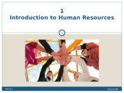 Class 1 Intro to HR