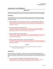 Kidney worksheet