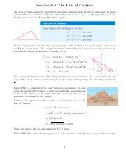 PRecalculus_The Law of Cosines.pdf