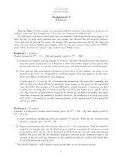 ECON 103 Fall 2008 Assignment 3 Solutions