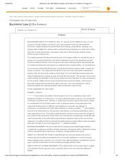 Business Law 13th Edition Chapter 13 Problem 1C Solution _ Chegg.pdf