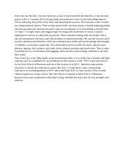 Essay on cancer survivor