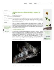 R9-2.3D Laser Scanning -- As-Built Reality Capture for BIM_ AECbytes Viewpoint.pdf