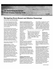 Navigating Down Round and Dilutive Financings.pdf