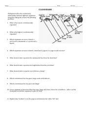 Interpreting and Constructing Cladograms - Interpreting ...
