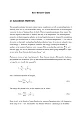 Statistical and Solid Physics Notes _8