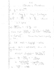 Spring 08 Phys 176 HW 2 Solutions