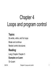 Chapter 4 - Loops and program control.pdf
