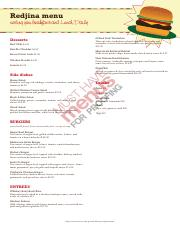 Redjina_Food_Menu