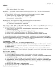 Psy205 Exam1 StudyGuide Carly (Ben Fischer's conflicted copy 2012-05-12)