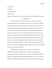 WWII- Paper#2