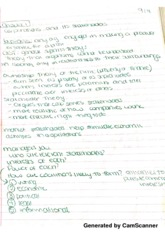 Business Government and Society ClassNotes6