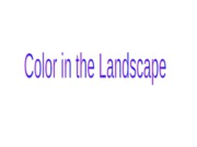 color in landscape