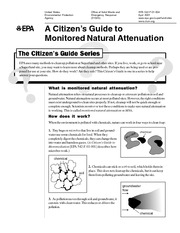 Natural Attenuation