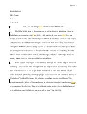 Writing Assignment / Canterbury Tales - Emilee Jackson.docx