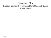 Chapter 06 - Lecture Outline