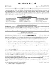Kenneth Cwalina Resume copy
