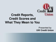 Credit Scoring - March 2015