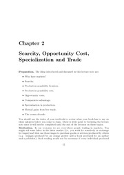 Lecture_Note_Set_2_Scarcity_&_Opportunity_Cost