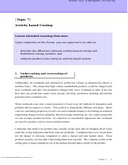 CMA_Topic 7_Acitivity-based Costing_Handout.doc