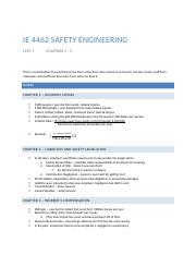 IE 4462 test 1 review.docx