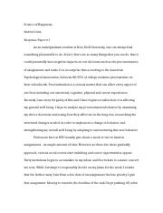 Science of Happiness #1 Paper.docx