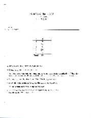 Second Practice Final Exam Front page, question 1-3
