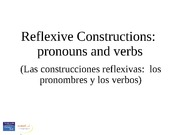 0131589318_Reflexive constructions, pronouns and verbs