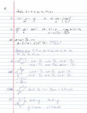 Practice Problems Solutions 3