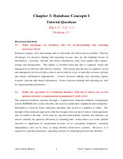Week 7 _ Chapter 3 _ Answers to the Tutorials Questions (1).pdf