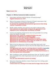 Chapter 15 - Fall 08 - Chapter 15 Discharge and Remedies I ...
