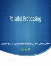14-ParallelProcessing.pptx