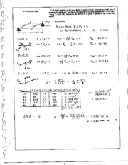 1374_Mechanics Homework Mechanics of Materials Solution