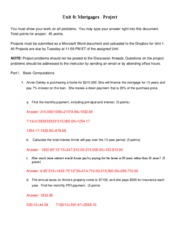 MM255 Unit 8 Project Form 1
