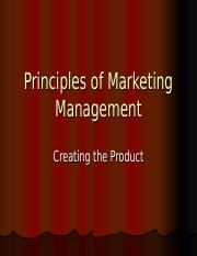 CreatingtheProduct[1].ppt
