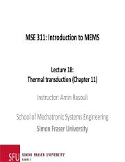 Lecture 18_Thermal transduction