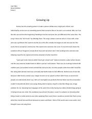 Growing Up Essay.docx