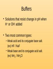 2- Buffers concepts filled