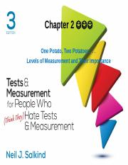 PPT- Chapter 2 (Levels of Measurement).ppt