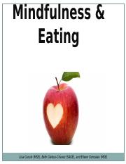 Mindfulness & Eating.pptx