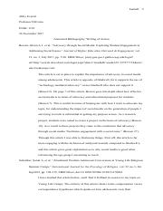 Writing of Action Annotated Bib.pdf