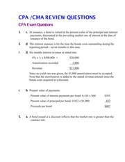 cma chaper 1 solution More related with financial reporting and analysis chapter 4 solution : study guide cma test review for the certified management accountant exam.